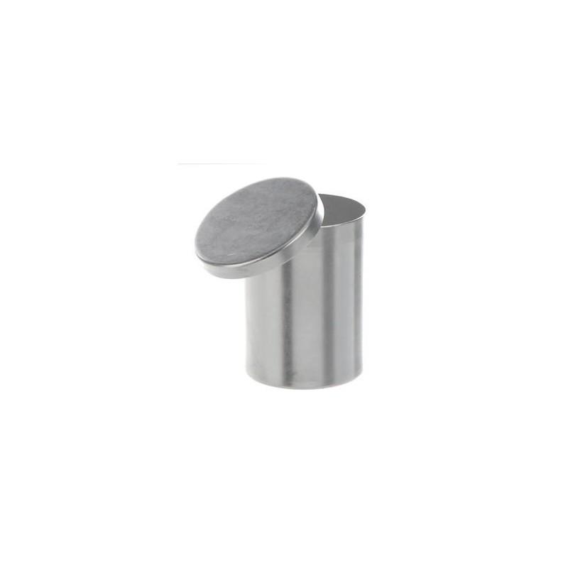 Deckelbüchse Aluminium 110x80 mm hohe Form
