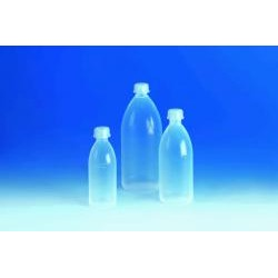 Narrow neck bottle PFA 1000 ml with screw cap