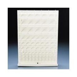 Drying rack 75 PE-coated racks 450 x 630 mm