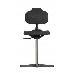 Krzesło wysokie na stopkach Econoline WS2211 siedzisko/oparcie