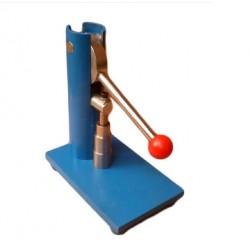 Tablettenpresse für Labor mit 6 mm Halter