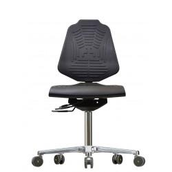 Krzesło na kółkach Econoline WS2220 XL siedzisko/oparcie z