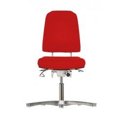 Drehstuhl mit Gleitern Klimastar WS 9310 3D Sitz und Lehne 3D