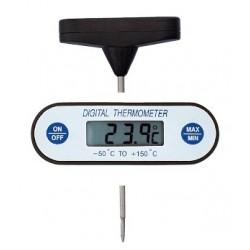 Einhand-Einstech Thermometer -50…150 °C