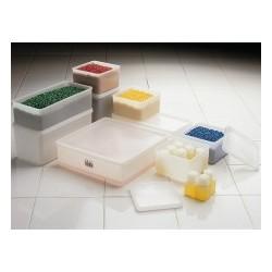 All purpose box square PE lid 2300 ml