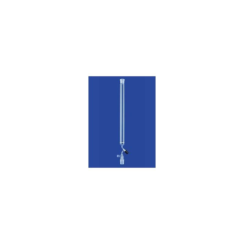 Chromatographie-Säule Fritte Por.0 Kern und Hülse mit