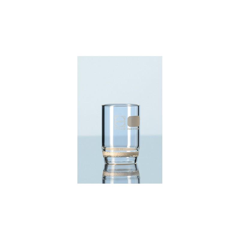 Filter crucible Duran 15 ml Porosity 1 pack 10 pcs.