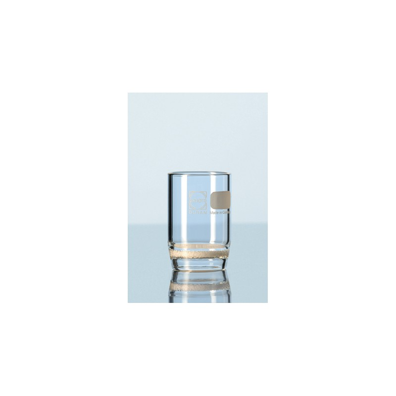 Filter crucible Duran 30 ml Porosity 1 pack 10 pcs.