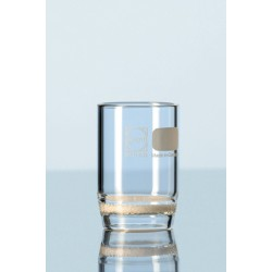 Filtertiegel Duran 8 ml Porosität 2 VE 10 Stck.