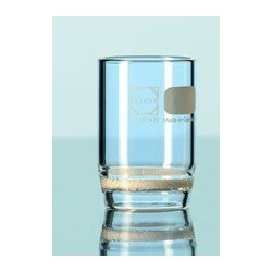 Filter crucible Duran 50 ml Porosity 3 pack 10 pcs.
