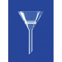 Filtertrichter 25 ml Kegelform Glas Porosität 4 Filterplatte 25
