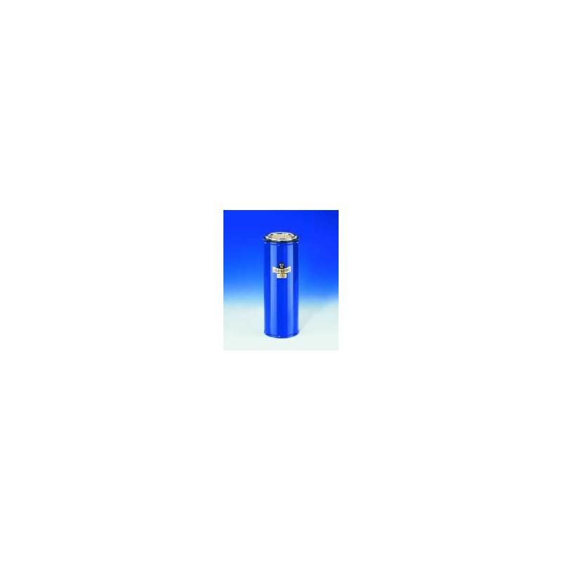 Dewar Flask cylindrical 1500 ml Type 15 C