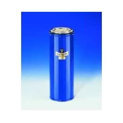 Dewar Flask cylindrical 2500 ml Type 18 C