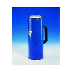 Dewargefäß zylindrisch mit Griff 2500 ml Typ G 18 C