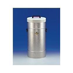 Large insulating Dewar flasks 21L Type 33 CAL
