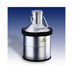 Spherical Dewar flasks 10L Type 24 AL