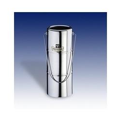 Dewargefäß aus Edelstahl 3000 ml ohne Griff Typ DSS 3000