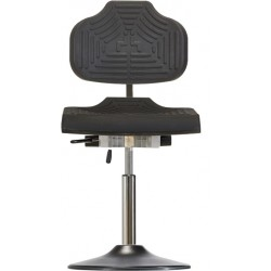Krzesło na talerzu z kantem PU Classic WS1210 E TPU