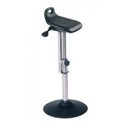 Standing support WS 4011 T Classic with disc base seat with