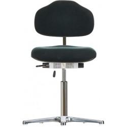 Krzesło na stopkach Classic WS1310 siedzisko/oparcie z tkaniny