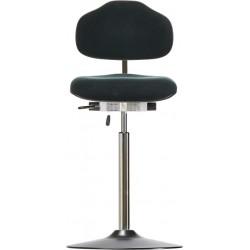 Krzesło wysokie na talerzu Classic WS1311 T siedzisko/oparcie z