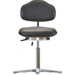 Chair with glides Classic WS1310 KL seat/backrest with