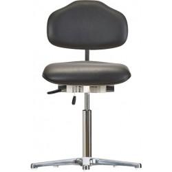 Krzesło na stopkach Classic WS1310 KL siedzisko/oparcie ze
