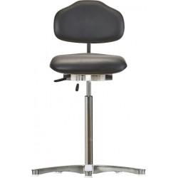 Krzesło wysokie na stopkach Classic WS1311 KL siedzisko/oparcie