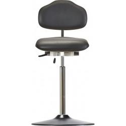 Krzesło wysokie na talerzu Classic WS1311T KL siedzisko/oparcie