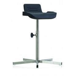 Stehhilfe WS144211 für Nassräume Soft-PUR-Sitz Fuß und Gleiter
