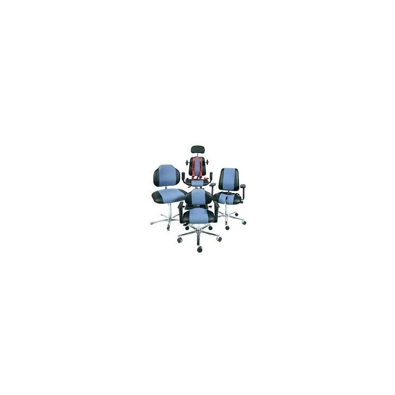 Arbeitsstuhl WS1389 KL für schwergewichtige Personen