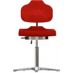 Drehstuhl mit Gleiter Classic WS1210 E Soft-PUR-Sitz und Lehne