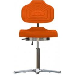 Krzesło na stopkach Classic WS1210 E siedzisko/oparcie z