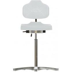Krzesło wysokie na stopkach Classic WS1211 E siedzisko/oparcie