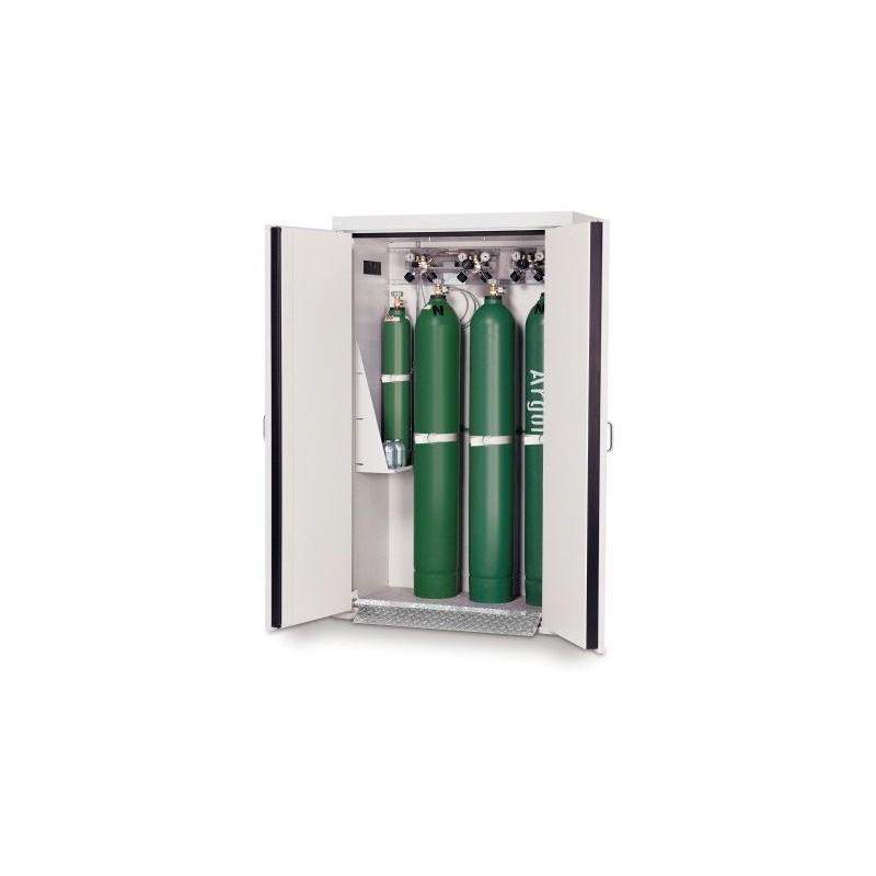 Druckgasflaschenschrank G30.205.120 für vier 50-Liter-Flaschen