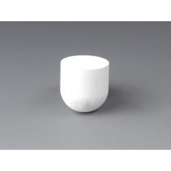 Frytowany filtr do gazu 3 µm Ø 15 mm PTFE długość 15 mm Ø 5 mm