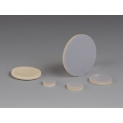Gaskets for caps SILICON/PTFE for GL 45,A-Ø 43,2 x 3,3 mm pack