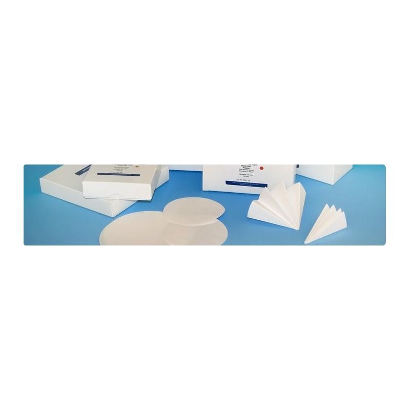 Glasfaserfilter Grade GA ø 25 mm 52 g/m2 VE 100 Stck.