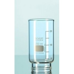 Zestaw filtracyjny Duran 250 ml z gwintem