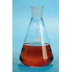 Erlenmeyerkolben 250 ml Borosilikatglas 3.3 NS 29/32 Teilung VE