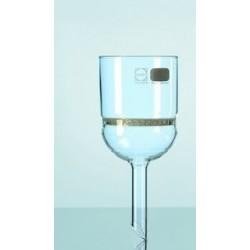 Büchnertrichter Duran Ø 95 mm für Filter Ø 90 mm 500 ml