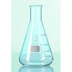 Erlenmeyer flask 1000 ml Duran narrow neck beaded rim