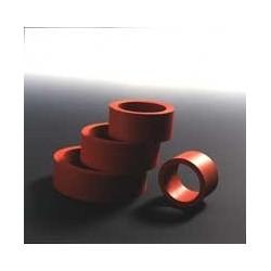 Pierścień kauczukowy czerwony Ø wewnętrzna 20 mm Ø zewn. 26 mm