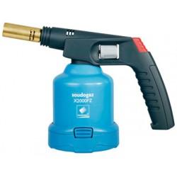 Lötlampe Soudogaz x2000 PZ für Gaskartusche C 206*Auslauf*