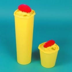 Pojemnik na odpady 1,8 l PP sterylizowalny w +134°C op. 20 szt.
