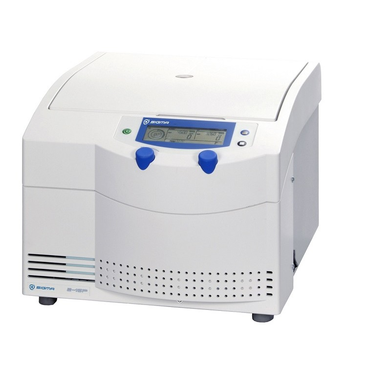 Benchtop centrifuge Sigma 2-16P unrefrigerated 220-240 V 50/60