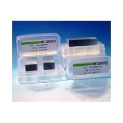 Deckglas 22x22 mm für Hämacytometer ohne CE IVD 98/79 VE 5x2 St.