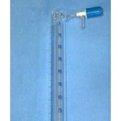 Eudiometerrohr 600 ml 2/1ml zur Bestimmung des Faulverhaltens