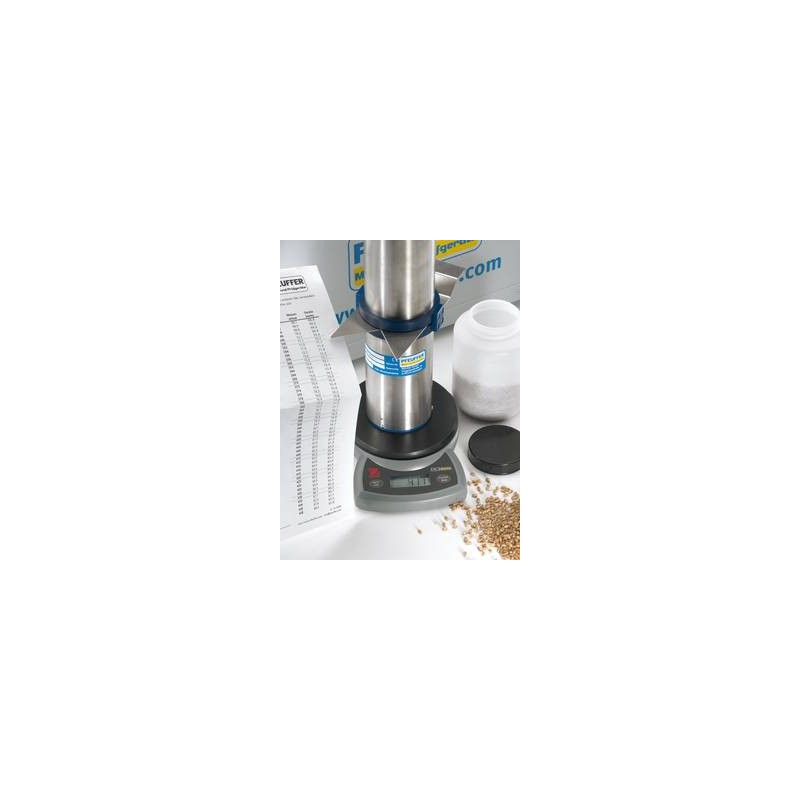 Grain tester Hecto 0,5L with digital balance