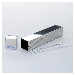 Pipette box square 18/10 Stainless steel height 490 mm